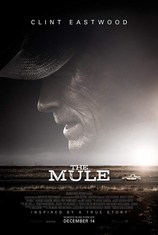 Movie Poster: The Mule