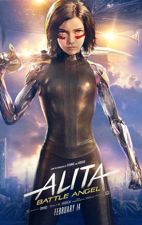 Movie Poster: Alita: Battle Angel