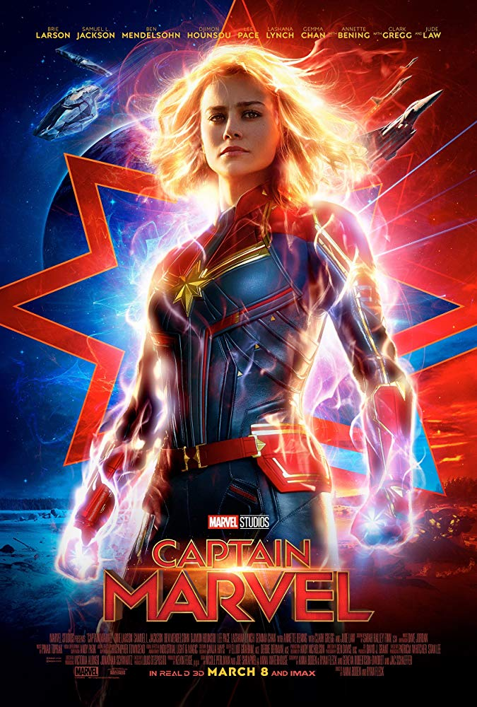 Movie Poster: Captain Marvel