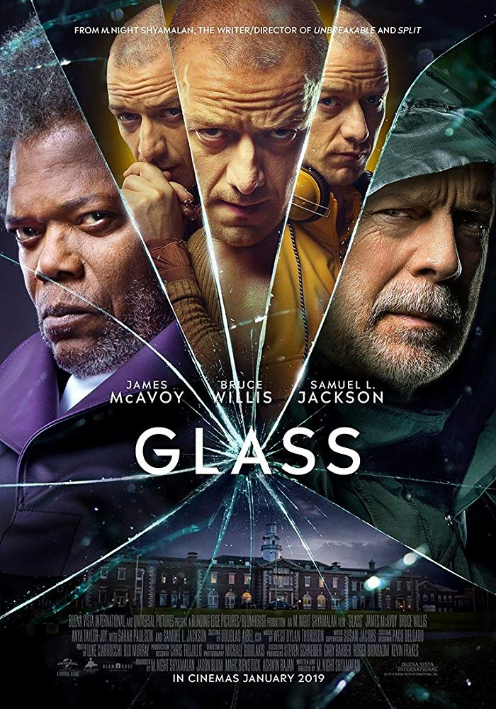 Movie Poster: Glass