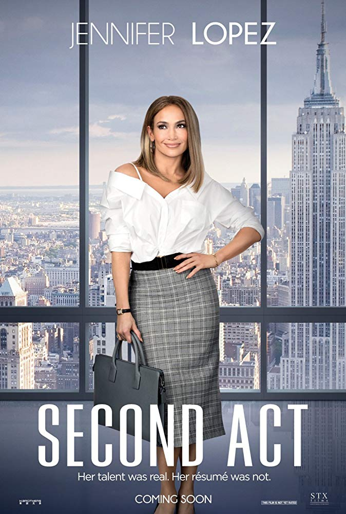 Movie Poster: Second Act