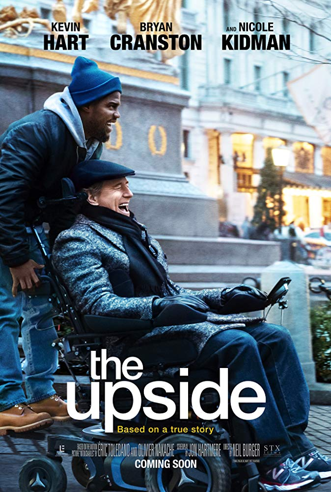 Movie Poster: The Upside