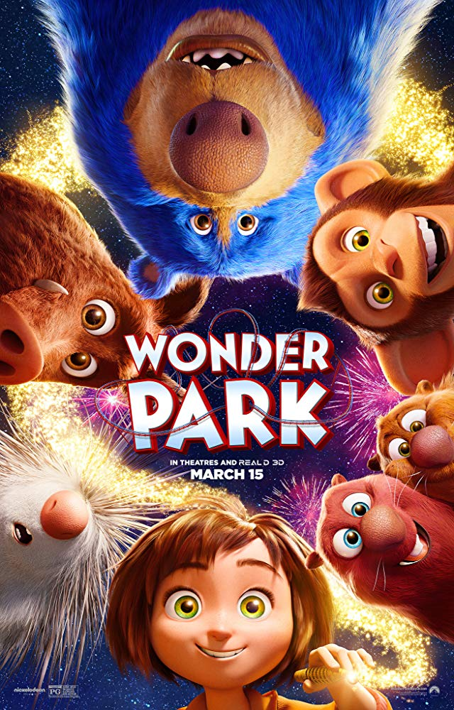 Movie Poster: Wonder Park