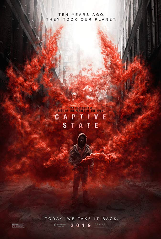 Movie Poster: Captive State