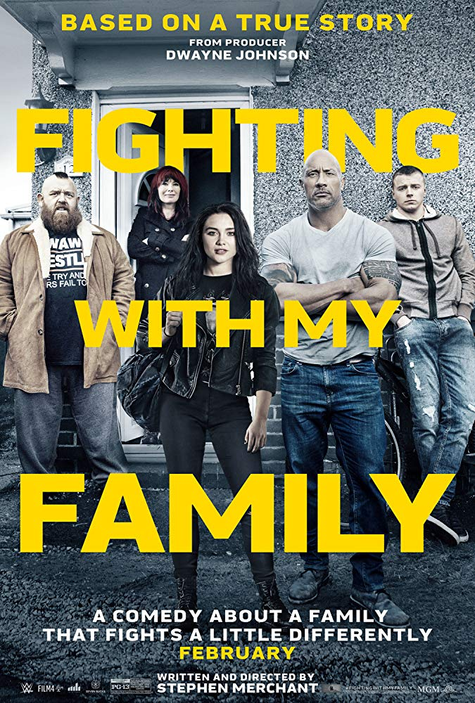 Movie Poster: Fighting With My Family