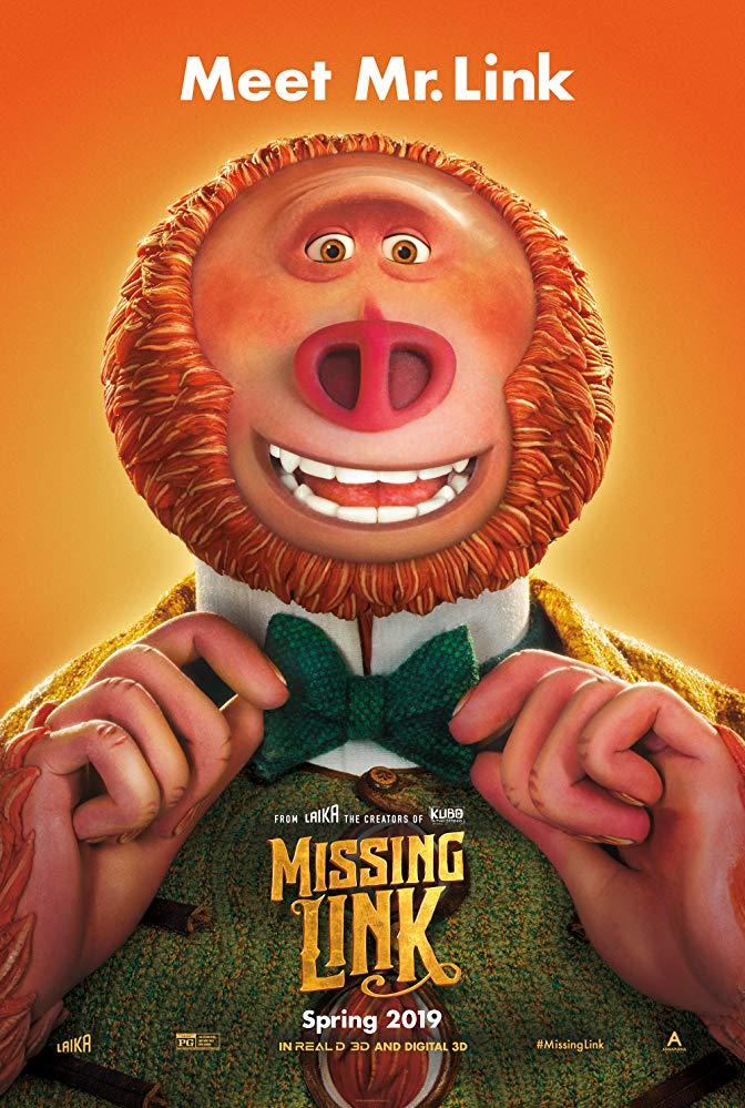 Movie Poster: Missing Link