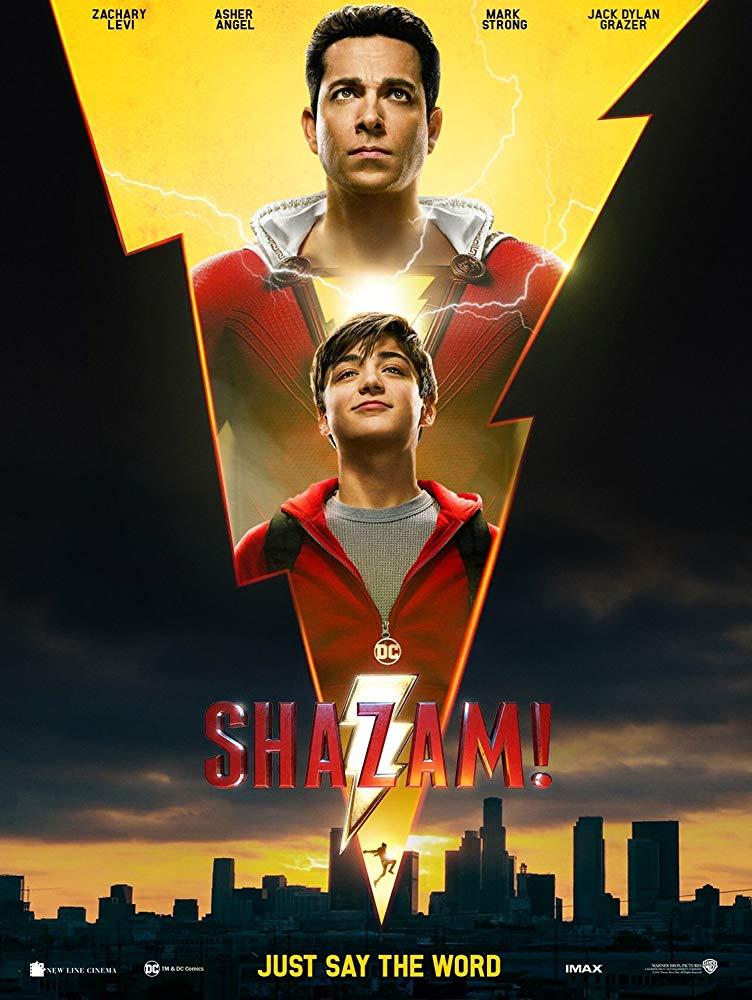 Movie Poster: Shazam