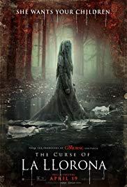 Movie Poster: The Curse of La Llorona