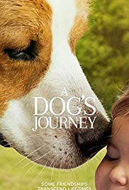 Movie Poster: A Dog's Journey