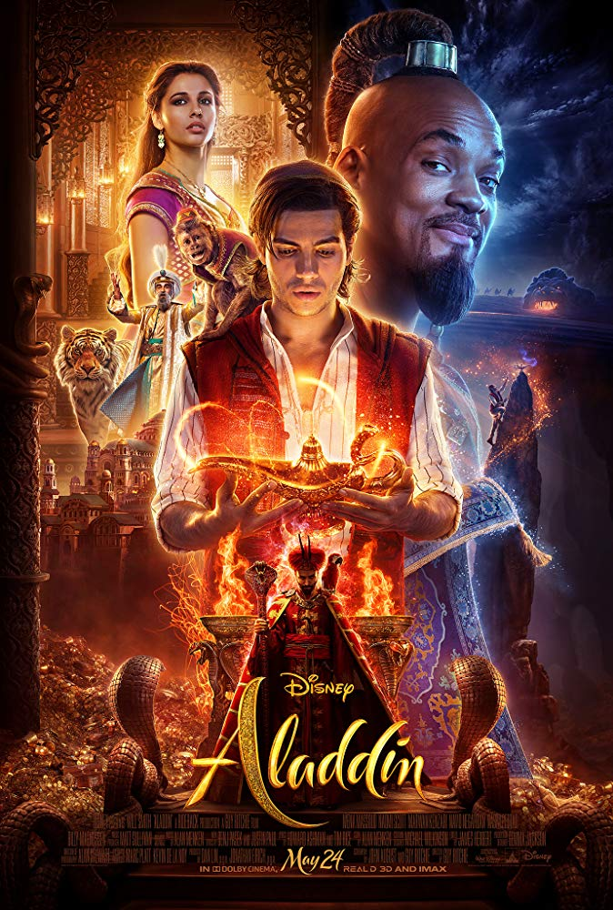 Movie Poster: Aladdin
