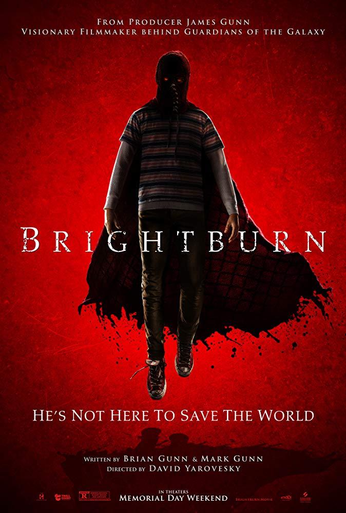 Movie Poster: Brightburn