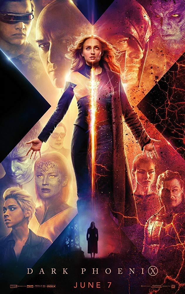 Movie Poster: Dark Phoenix