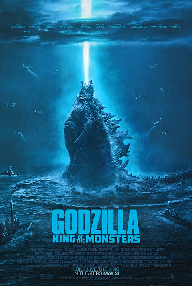 Movie Poster: Godzilla
