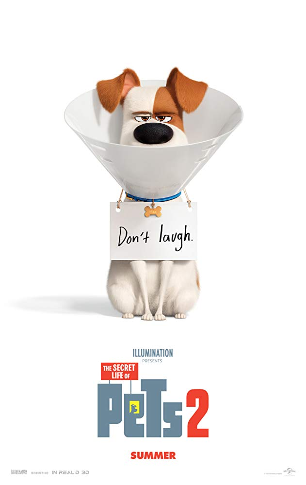 Movie Poster: The Secret Life of Pets 2