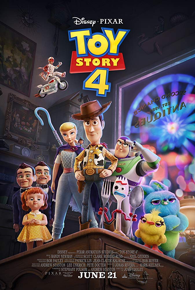 Movie Poster: Toy Story 4