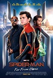 Movie Poster: Spider-Man: Far from Home