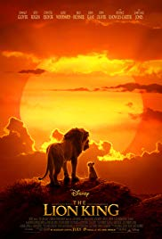 Movie Poster: The Lion King