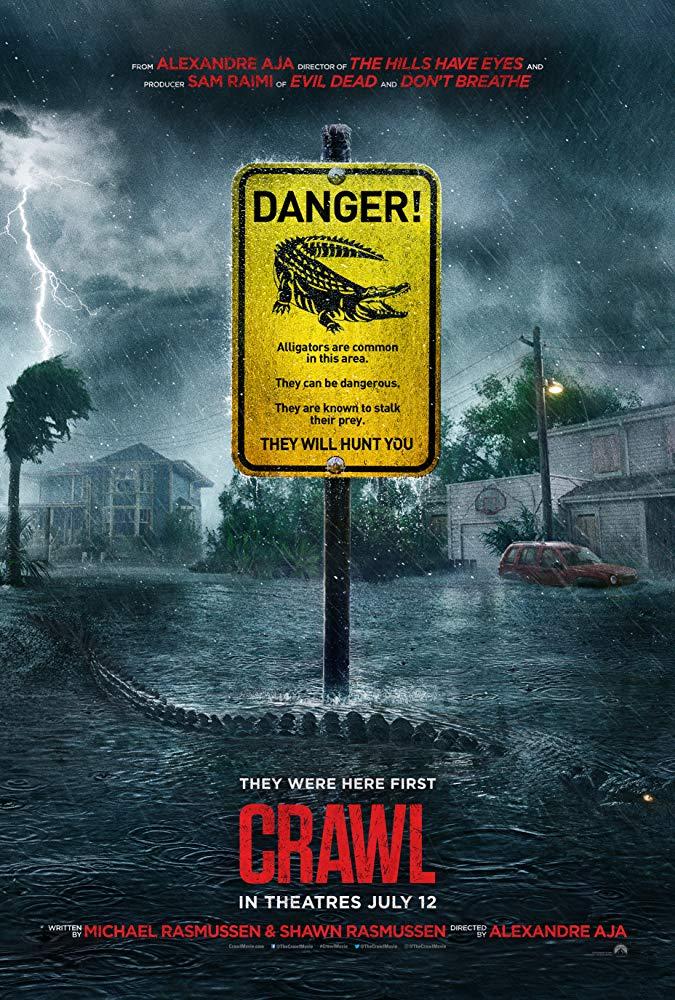 Movie Poster: Crawl