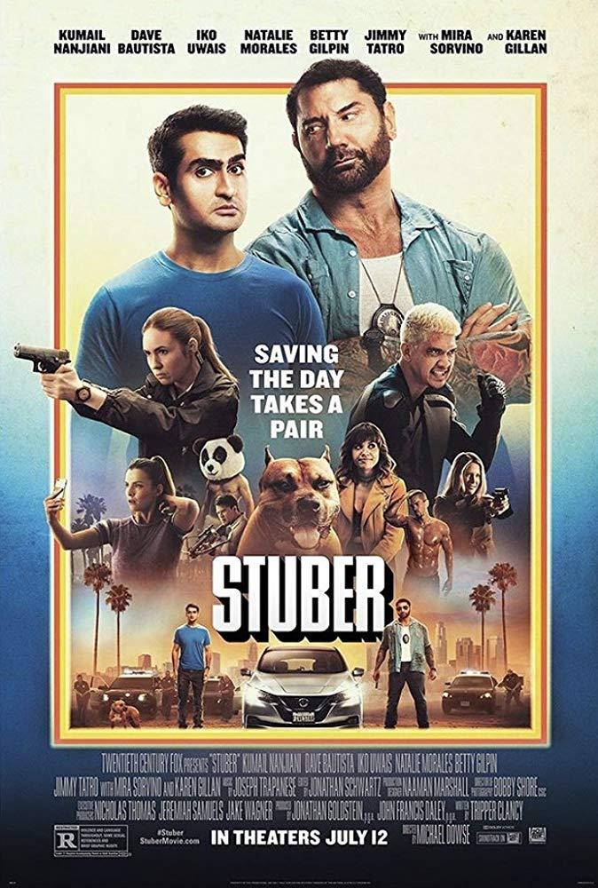 Movie Poster: Stuber