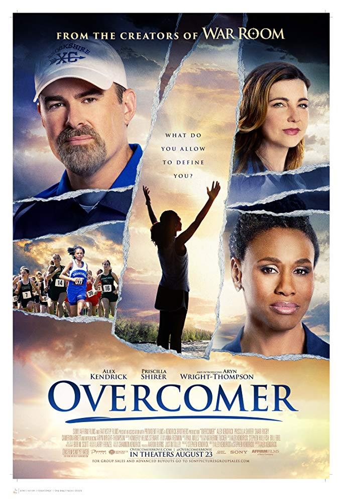 Movie Poster: Overcomer