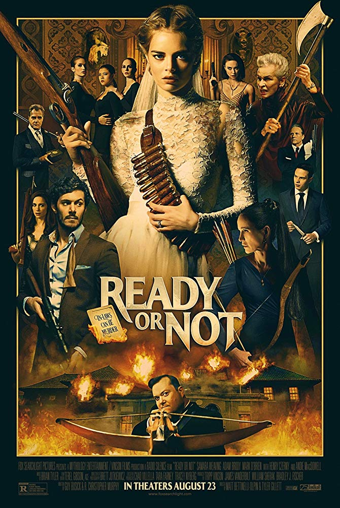 Movie Poster: Ready or Not