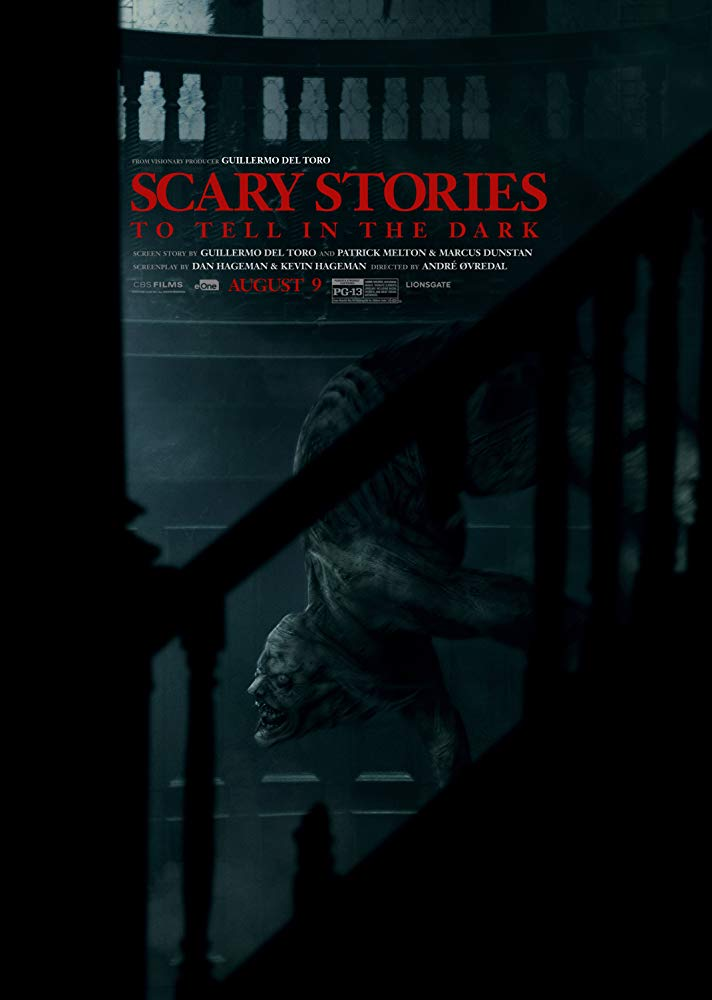 Movie Poster: Scary Stories to Tell in the Dark