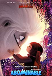 Movie Poster: Abominable