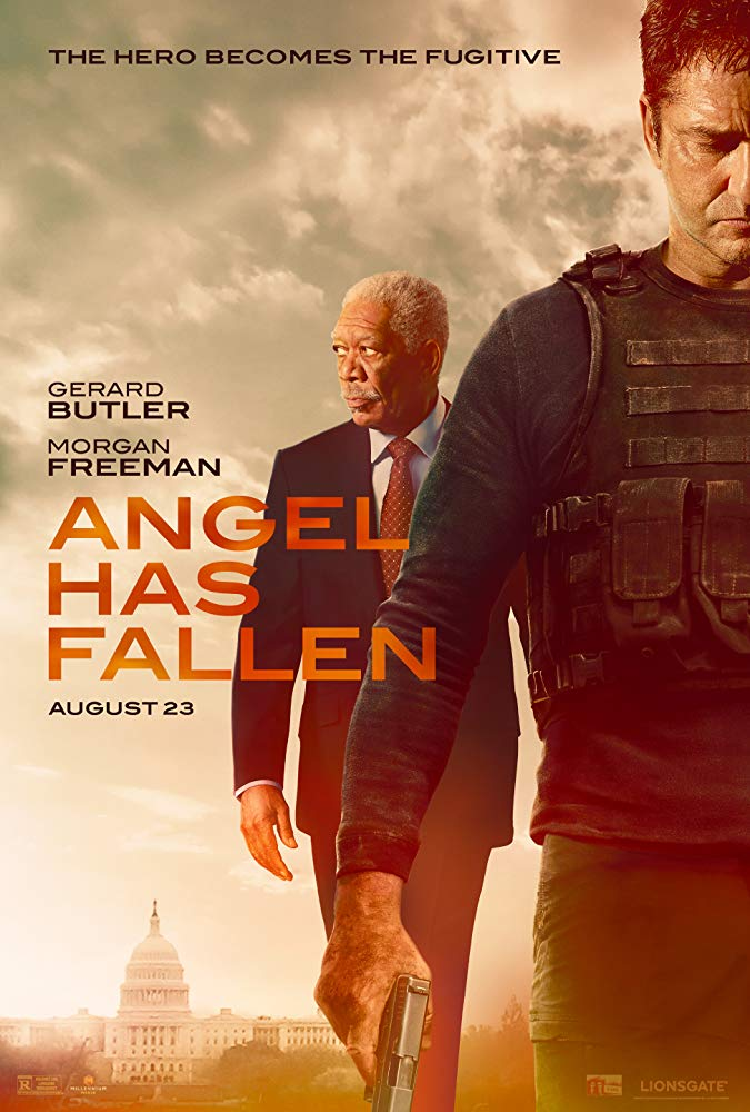 Movie Poster: Angel Has Fallen