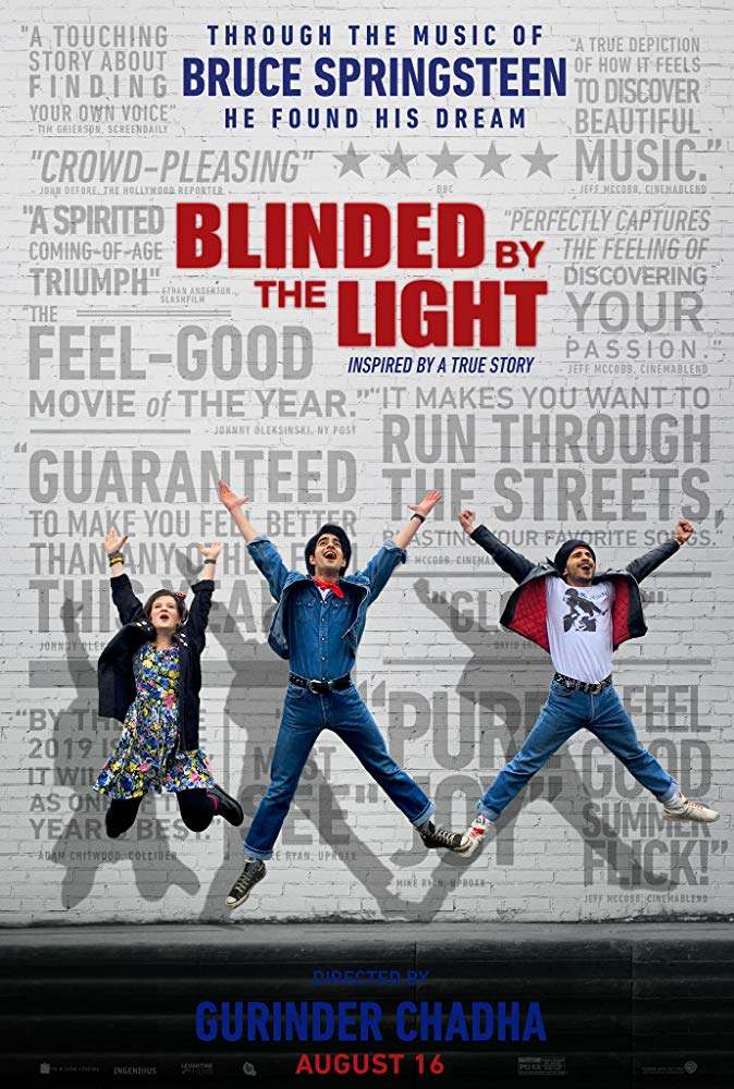 Movie Poster: Blinded by the Light