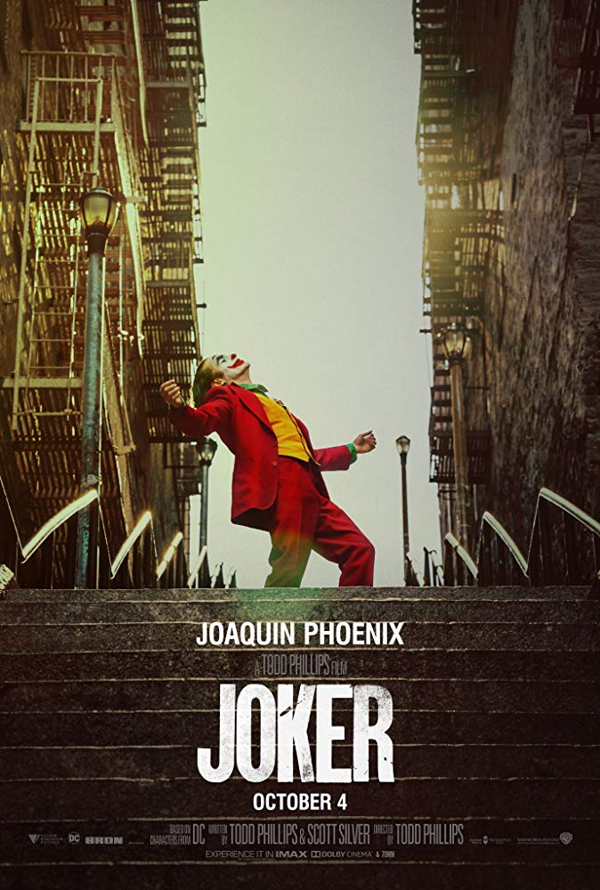 Movie Poster: Joker