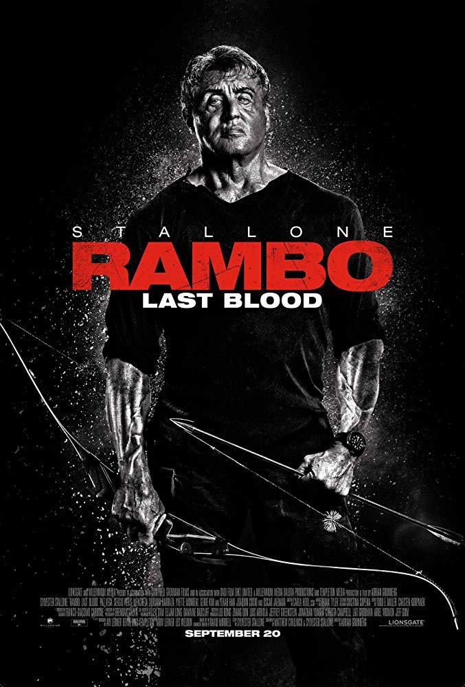 Movie Poster: Rambo: Last Blood