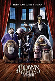 Movie Poster: The Addams Family