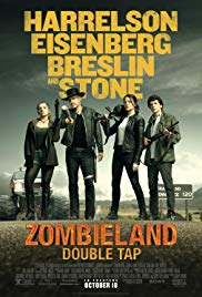 Movie Poster: Zombieland: Double Tap