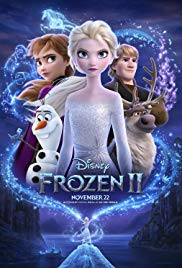 Movie Poster: Frozen II
