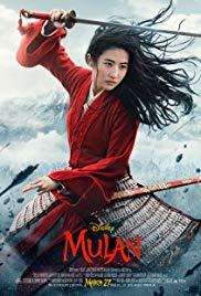 Movie Poster: Mulan