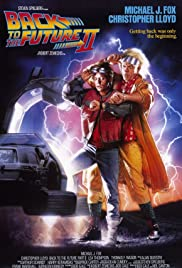 Movie Poster: Back to the Future II