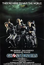 Movie Poster: Ghostbusters