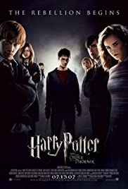 Movie Poster: Harry Potter and the Order of the Phoenix