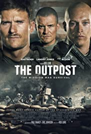 Movie Poster: The Outpost