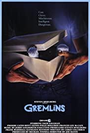Movie Poster: Gremlins