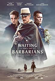 Movie Poster: Waiting for the Barbarians