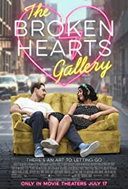 Movie Poster: The Broken Hearts Gallery