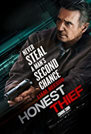 Movie Poster: Honest Thief