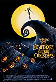 Movie Poster: The Nightmare Before Christmas