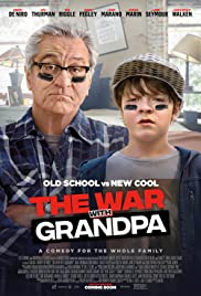 Movie Poster: The War with Grandpa