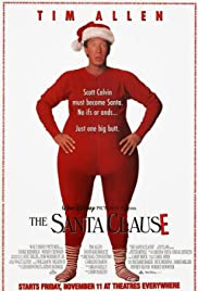 Movie Poster: The Santa Clause