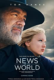 Movie Poster: News of the World