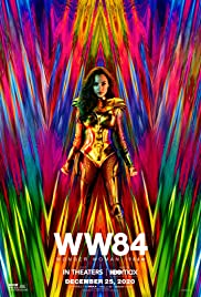 Movie Poster: Wonder Woman 1984