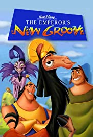 Movie Poster: The Emperor's New Groove