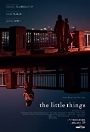 Movie Poster: The Little Things